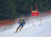Alaska. Competing in the SuperG in the 2007 National Championships in Alyeska, Girdwood.