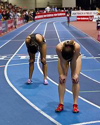 New Balance Indoor Grand Prix track meet: Women's 2 Mile,