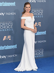 Stars attend the 22nd Annual Critics Choice Awards in Santa Monica, California. 11 Dec 2016 Pictured: Amy Adams. Photo credit: Bauer Griffin / MEGA TheMegaAgency.com +1 888 505 6342