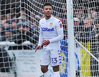 Football - 2016 / 2017 FA Cup - Fourth Round: Sutton United vs. Leeds United<br /> <br /> Tyler Denton of Leeds at Gander Green Lane.<br /> <br /> COLORSPORT/ANDREW COWIE