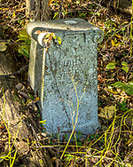 Final Resting Place, Driftless Area. Photo taken October 17, 2017.