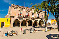 Plaza Principal, Dolores Hidalgo, Guanajuato State, Mexico