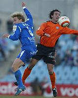 Fotball , 5. januar 2006 , Getafe - Alavés , Alaves , jandro - diego rivas