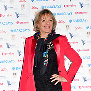 Esther Rantzen attends Women of the Year Lunch and Awards at Intercontinental Hotel Park Lane, London, UK. 15 October 2018.