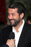 Roman Camenzind anlässlich des Prix Walo 2018.