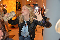 MARISSA HERMER at the launch of A Season In France hosted by Jasper Conran at The Conran Shop, 81 Fulham Road, London on 1st May 2014.
