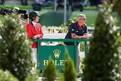 Beezie Madden, (USA) - Show Jumping Final Four - Alltech FEI World Equestrian Games™ 2014 - Normandy, France.<br /> © Hippo Foto Team - Jon Stroud<br /> 07/09/2014