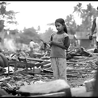 Tsunami Aftermath: Sri Lanka / Andaman Islands