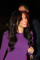 Meghan Markle, The Duchess of Sussex, attends the opening ceremony of the One Young World summit at the Royal Albert Hall, London. 22 Oct 2019 Pictured: Meghan Markle, The Duchess of Sussex attends the opening ceremony of the One Young World summit at the Royal Albert Hall, London. Photo credit: Express Syndication / MEGA TheMegaAgency.com +1 888 505 6342