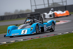 Michael Roots pictured while competing in the 750 Motor Club's Sports 1000 Championship. Picture taken at Snetterton on October 17, 2020 by 750 Motor Club photographer Jonathan Elsey