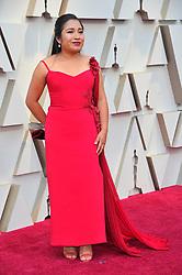 91st Annual Academy Awards - Arrivals. 24 Feb 2019 Pictured: Nancy Garcia. Photo credit: Jaxon / MEGA TheMegaAgency.com +1 888 505 6342