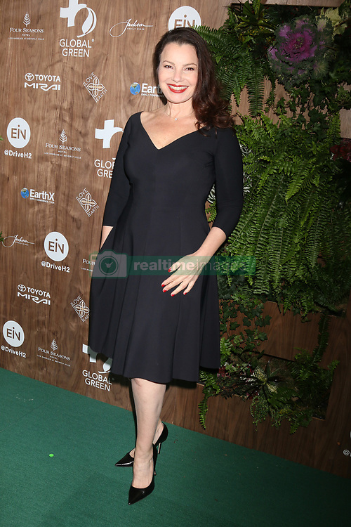 February 20, 2019 - Beverly Hills, CA, USA - LOS ANGELES - FEB 20:  Fran Drescher at the Global Green 2019 Pre-Oscar Gala at the Four Seasons Hotel on February 20, 2019 in Beverly Hills, CA (Credit Image: © Kay Blake/ZUMA Wire)