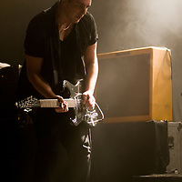 Glasvegas perform live at Shockwaves NMe Awards Tour 2009, Rock City, Nottingham, UK, 2009-02-11