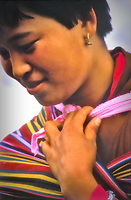 Bhutan Woman, Bhutan