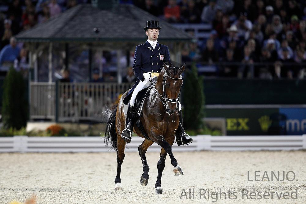 Michal Rapcewicz - Randon<br /> Alltech FEI World Equestrian Games <br /> Lexington - Kentucky 2010<br /> © DigiShots