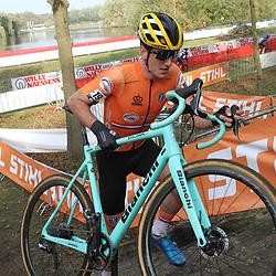 07-11-2020: Wielrennen: EK Veldrijden: Rosmalen <br />Tim van Dijke