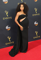 Kerry Washington  bei der Verleihung der 68. Primetime Emmy Awards in Los Angeles / 180916<br /> <br /> *** 68th Primetime Emmy Awards in Los Angeles, California on September 18th, 2016***