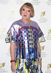 © Licensed to London News Pictures. 17/03/2015, UK. Grayson Perry, Royal Television Society Programme Awards, Grosvenor House Hotel, London UK, 17 March 2015. Photo credit : Brett D. Cove/Piqtured/LNP