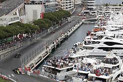 May 26, 2019 - Monte Carlo, Monaco - Motorsports: FIA Formula One World Championship 2019, Grand Prix of Monaco, ..#3 Daniel Ricciardo (AUS, Renault F1 Team) (Credit Image: © Hoch Zwei via ZUMA Wire)