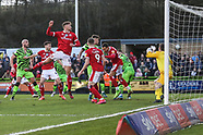 Forest Green Rovers v Walsall 080220