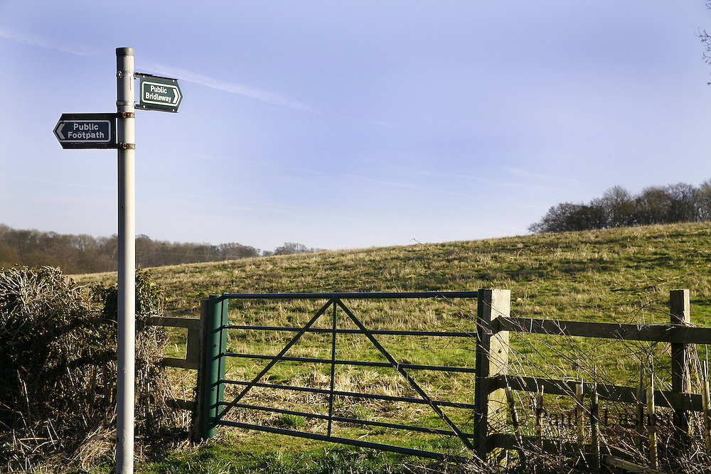 Country signposts