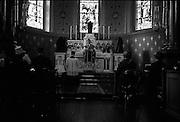 15/03/1964<br /> 03/15/1964<br /> 15 March 1964<br /> Fr Donal Sullivan, first Mass at St. Joseph's Vincentian Novitiate, Temple Road, Blackrock, Dublin.