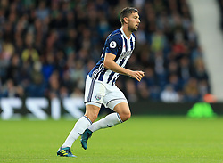 Jay Rodriguez of West Bromwich Albion - Mandatory by-line: Paul Roberts/JMP - 16/09/2017 - FOOTBALL - The Hawthorns - West Bromwich, England - West Bromwich Albion v West Ham United - Premier League