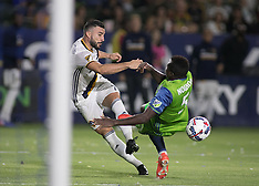 Los Angeles Galaxy v Seattle Sounders - 30 July 2017