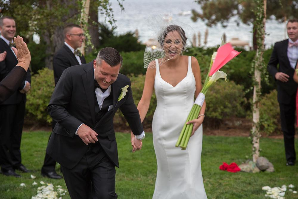 Go West Foto Wedding Photography Portfolio -- The Hyatt Lake Tahoe, Nevada