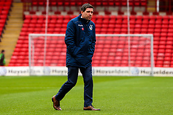 Bristol Rovers manager Darrell Clarke arrives at Barnsley - Mandatory by-line: Robbie Stephenson/JMP - 27/10/2018 - FOOTBALL - Oakwell Stadium - Barnsley, England - Barnsley v Bristol Rovers - Sky Bet League One