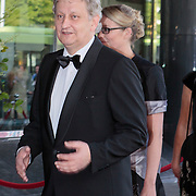 NLD/Amsterdam/20110527 - 40ste verjaardag Prinses Maxima, Burgemeester Eberhard van der Laan