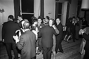 Irish Shell Christmas Party..1964..16.12.1964..12.16.1964..16th December 1964..the staff at Irish Shell Ltd held their annual Christmas party at The Salthill Hotel, Monkstown...Image shows the partygoers enjoying a dance at their annual party.