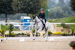 Wilken Jordy, NED, Burry Spirit<br /> FEI EventingEuropean Championship <br /> Avenches 2021<br /> © Hippo Foto - Dirk Caremans<br />  23/09/2021