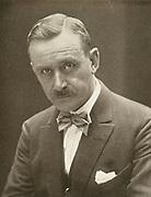 'Thomas Mann (1875-1955)German novelist, essayist and short story writer. Awarded Nobel Prize for Literature in 1929.'