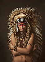 People Indian Girl