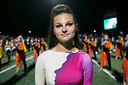 Shadow Drum and Bugle Corps performs in Marion, Indiana on August 6, 2019. <br /> <br /> Beth Skogen Photography - www.bethskogen.com