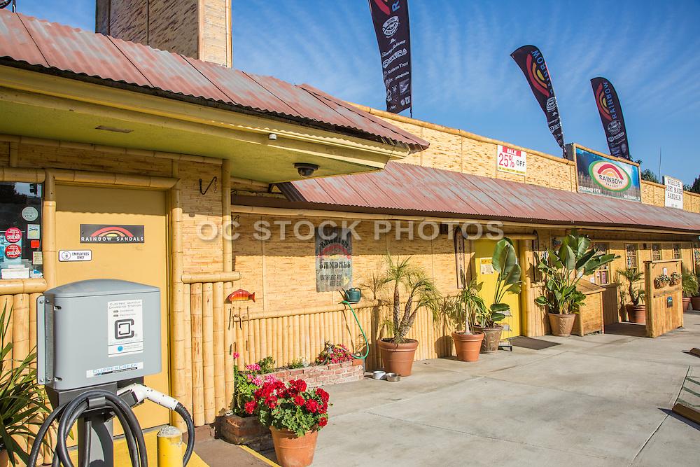 Rainbow Sandals Retail Outlet San Clemente California