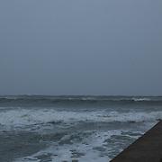 Today's Winter Sunrise  at Narragansett Town Beach, Narragansett, RI,  March  8, 2013.