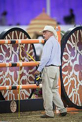 Palacios Leopoldo (VEN)<br /> CHI Al Shaqab - Doha 2013<br /> © Dirk Caremans