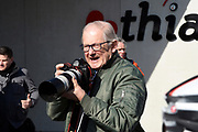 De vierde editie van De Hollandse 100 in Thialf, Heerenveen. De Hollandse 100 is een initiatief van stichting Lymph&Co. Stichting Lymph&Co steunt grensverleggend onderzoek om de behandeling van lymfklierkanker te verbeteren<br /> <br /> Op de foto:  Pieter van Vollenhoven