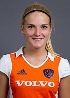 Den Bosch - 2012 Jong Oranje dames , U18, Wietske van der Kamp.  COPYRIGHT KOEN SUYK
