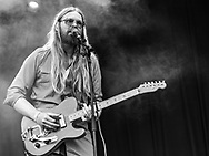Icelandic singer-songwriter Unnar Gísli Sigurmundsson aka Júníus Meyvant at Haldern Pop Festival