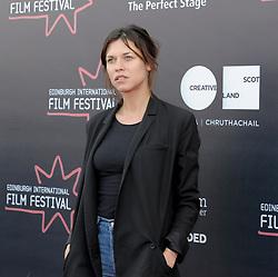 Edinburgh International Film Festival, Thursday, 21st June 2018<br /> <br /> Juror's Photocall<br /> <br /> Pictured: Ana Ularu <br /> <br /> (c) Aimee Todd | Edinburgh Elite media