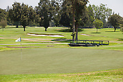 Putting Green at San Gabriel Country Club