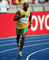 Friidrett , 18. august 2009 , VM Berlin , <br /> Ricardo Chambers , JAM 400 meter