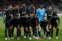 FOOTBALL - CHAMPIONS LEAGUE 2010/2011 - GROUP STAGE - GROUP F - OLYMPIQUE MARSEILLE v ZILINA - 19/10/2010 - PHOTO PHILIPPE LAURENSON / DPPI - OM TEAM