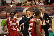 DESCRIZIONE : Pistoia Lega serie A 2013/14  Giorgio Tesi Group Pistoia Pesaro<br /> GIOCATORE : paolo moretti<br /> CATEGORIA : curiosità esultanza<br /> SQUADRA : Pesaro Basket<br /> EVENTO : Campionato Lega Serie A 2013-2014<br /> GARA : Giorgio Tesi Group Pistoia Pesaro Basket<br /> DATA : 24/11/2013<br /> SPORT : Pallacanestro<br /> AUTORE : Agenzia Ciamillo-Castoria/M.Greco<br /> Galleria : Lega Seria A 2013-2014<br /> Fotonotizia : Pistoia  Lega serie A 2013/14 Giorgio  Tesi Group Pistoia Pesaro Basket<br /> Predefinita :