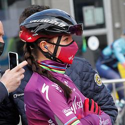 14-04-2021: Wielrennen: Brabantse Pijl women: Overijse: Chantal Blaak