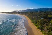 Malaekanaha, Beach Park, Kahuku, Windward, Oahu, Hawaii