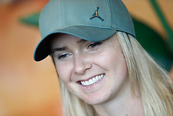 May 3, 2019 - Madrid, MADRID, SPAIN - Elina Svitolina of Ukraine during the Mutua Madrid Open 2019 (ATP Masters 1000 and WTA Premier) tenis tournament at Caja Magica in Madrid, Spain, on April 28, 2019. (Credit Image: © AFP7 via ZUMA Wire)